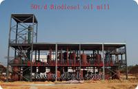The 50T/D biodiesel